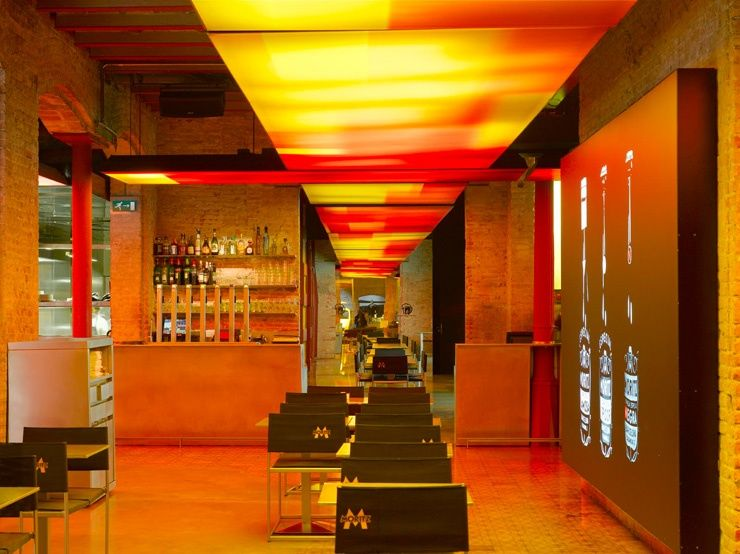 History on Tap Jean Nouvel Updates a Barcelona Brewery
