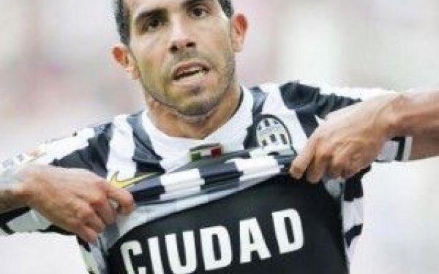 Tevez dedica il gol alla Ciudad Oculta #juve #tevez #ciudadoculta #buenosaires