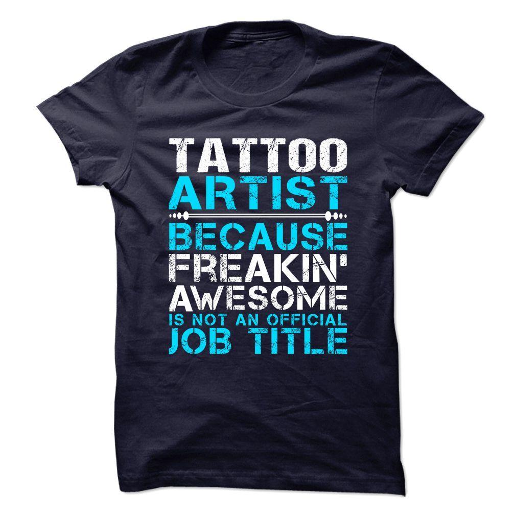 Freakin awesome tattoo artist freakin awesome tattoo artist