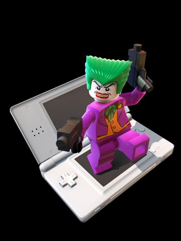 The LEGO Joker