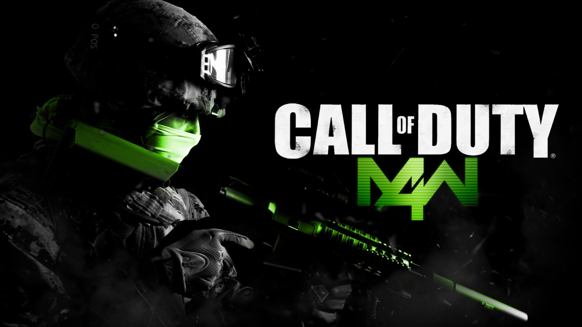 Call Of Duty Modern Warfare 4 Game Hd Live Hd Wallpapers