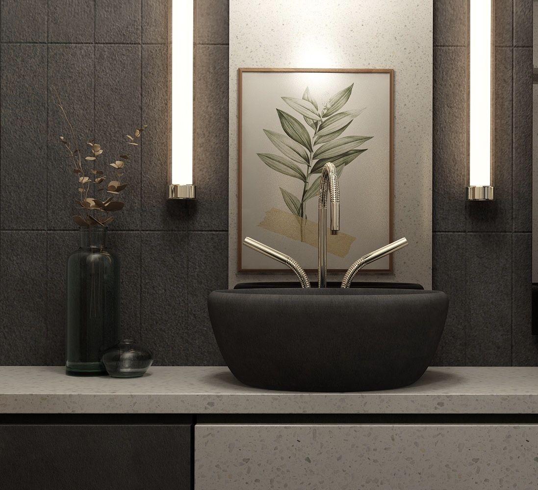 Wash Basin (Modern Masters Toilet) Modern masters
