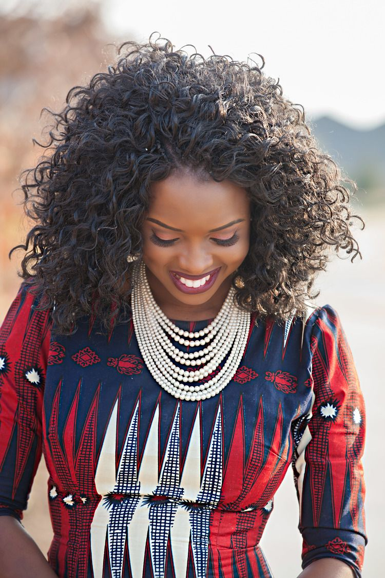 Afro Countess The Style of a Noble Woman Crotchet braids