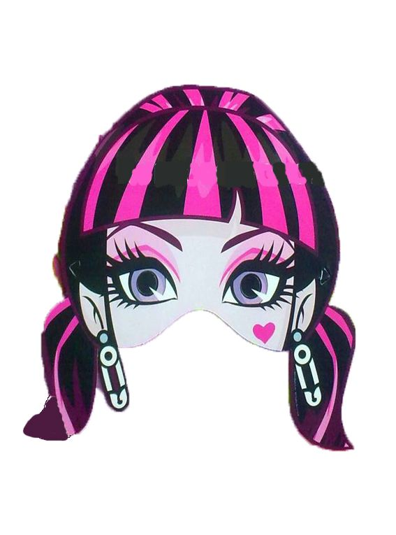 máscara draculaura