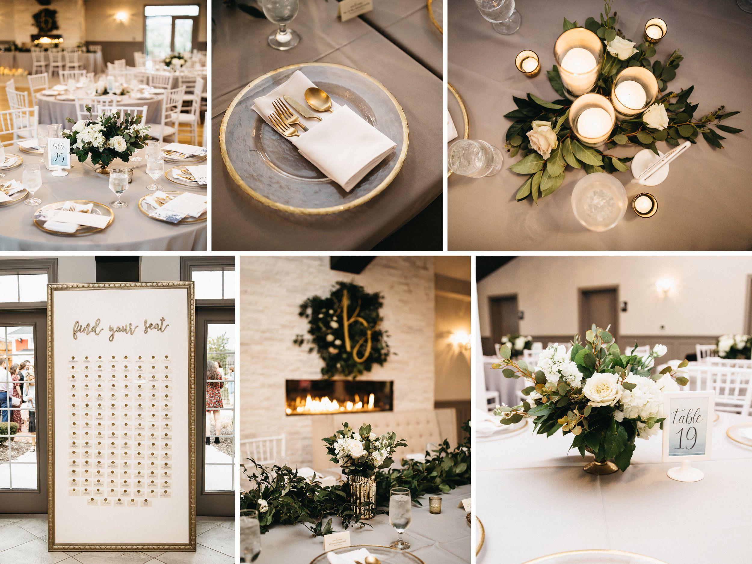 Brooke & Tristan Romantic Spring Wedding in 2020