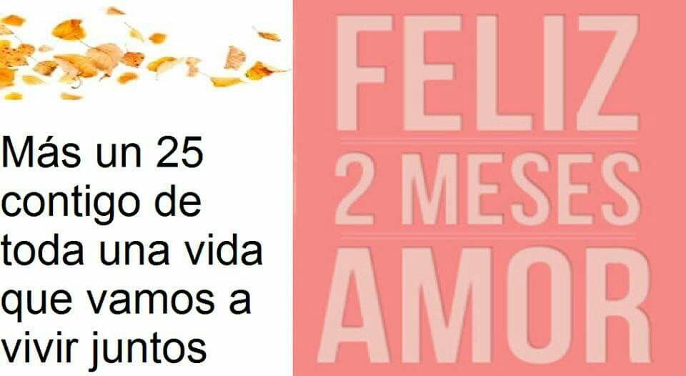 Mensagem De Feliz Aniversário Para Noivo: Imagem Pra Dois Meses De Namoro // Imagen Para Dos Meses