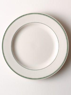 Colorful Wonderful Dinner Plates Fine China Patterns Classic American Diner Vintage Diner