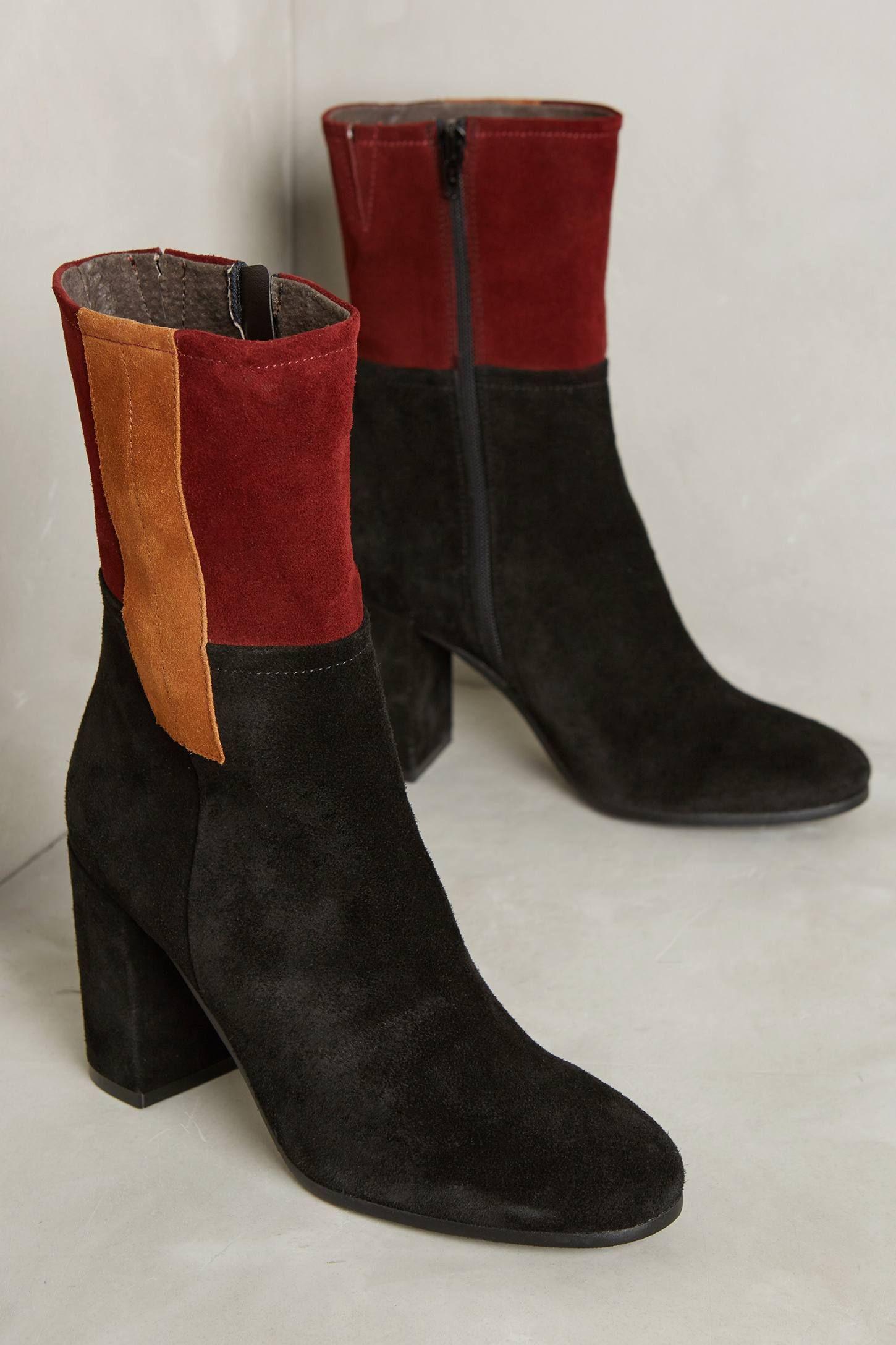 Alba Moda Lorraine Suede Boots
