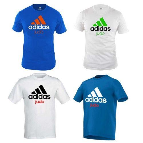 adidas judo t shirt