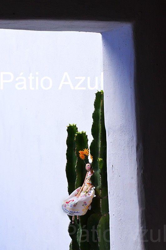 No Pátio Azul - Primavera / Doll