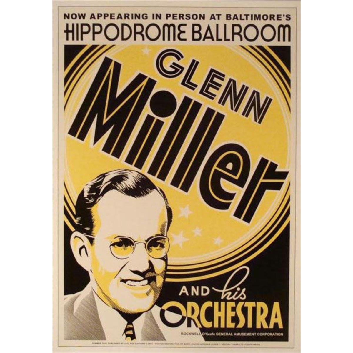 Vintage Jazz Concert Poster Vintage jazz concert | Design - Print ...