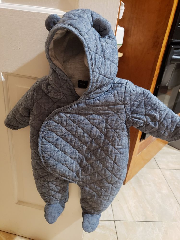 Image result for baby gap newborn snow suit