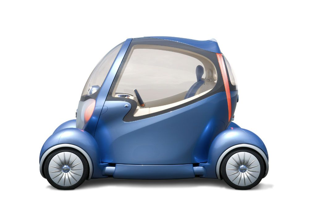 Nissan Pivo 2 Concept Side View Etc Pinterest Nissan And Vehicle