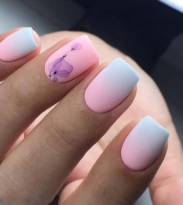 100 Hottest Acrylic Square Nails Design For Short Nails Coffin Page 70 Of 101 Latest Fashion Trends For Woman In 2020 Cute Nail Art Designs Square Nail Designs Short Acrylic Nails