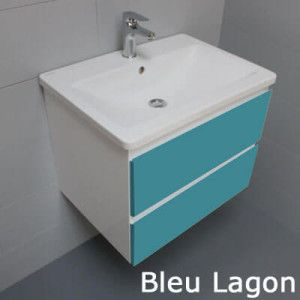 Meuble Salle De Bain Bleu Lagon | Leidschendamfysiotherapie