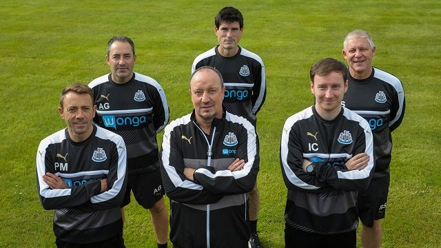 These Are The Men Who Will (Try To) Get Newcastle Promoted