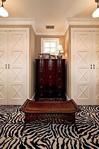 Interior Doors With Molding Custom Designed And Built Interior