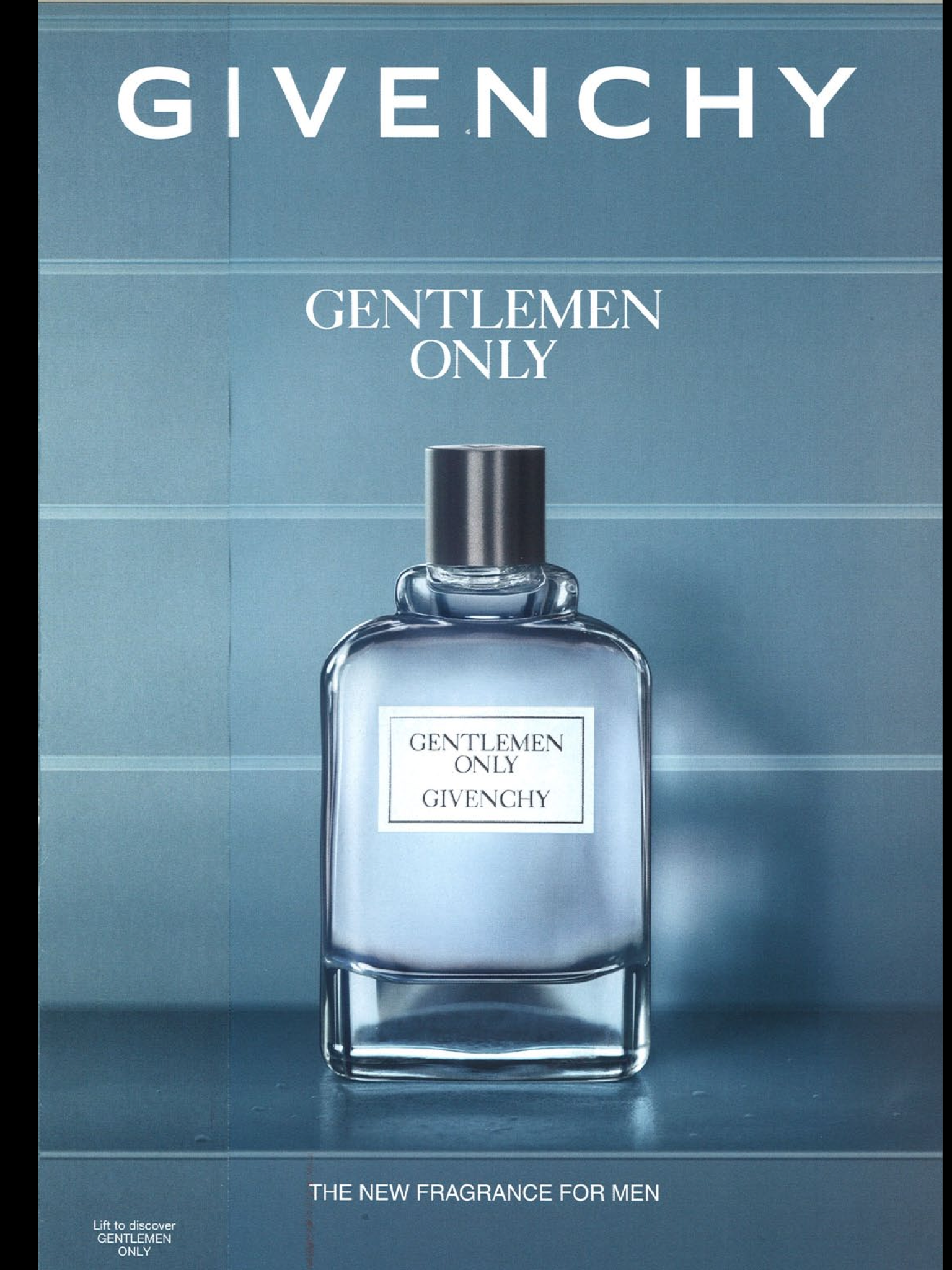 547fe5085 I love finding perfume ads in my magazines. Most of the time they always  come