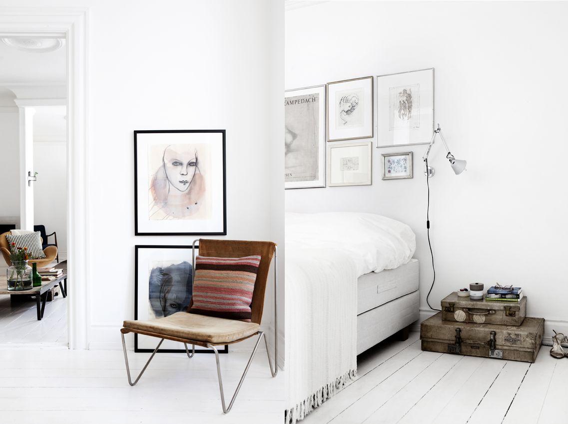 Scandinavisch Droomhuis Kopenhagen : Line t. klein a bedroom. pinterest