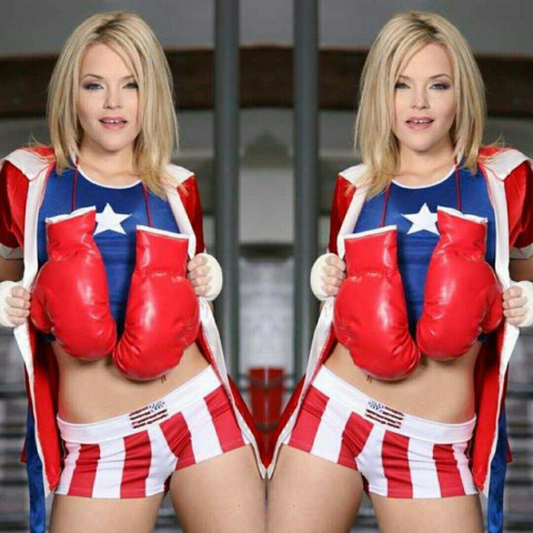 Alexis Texas Boxing pin on mirror mirror. #mirrormirror
