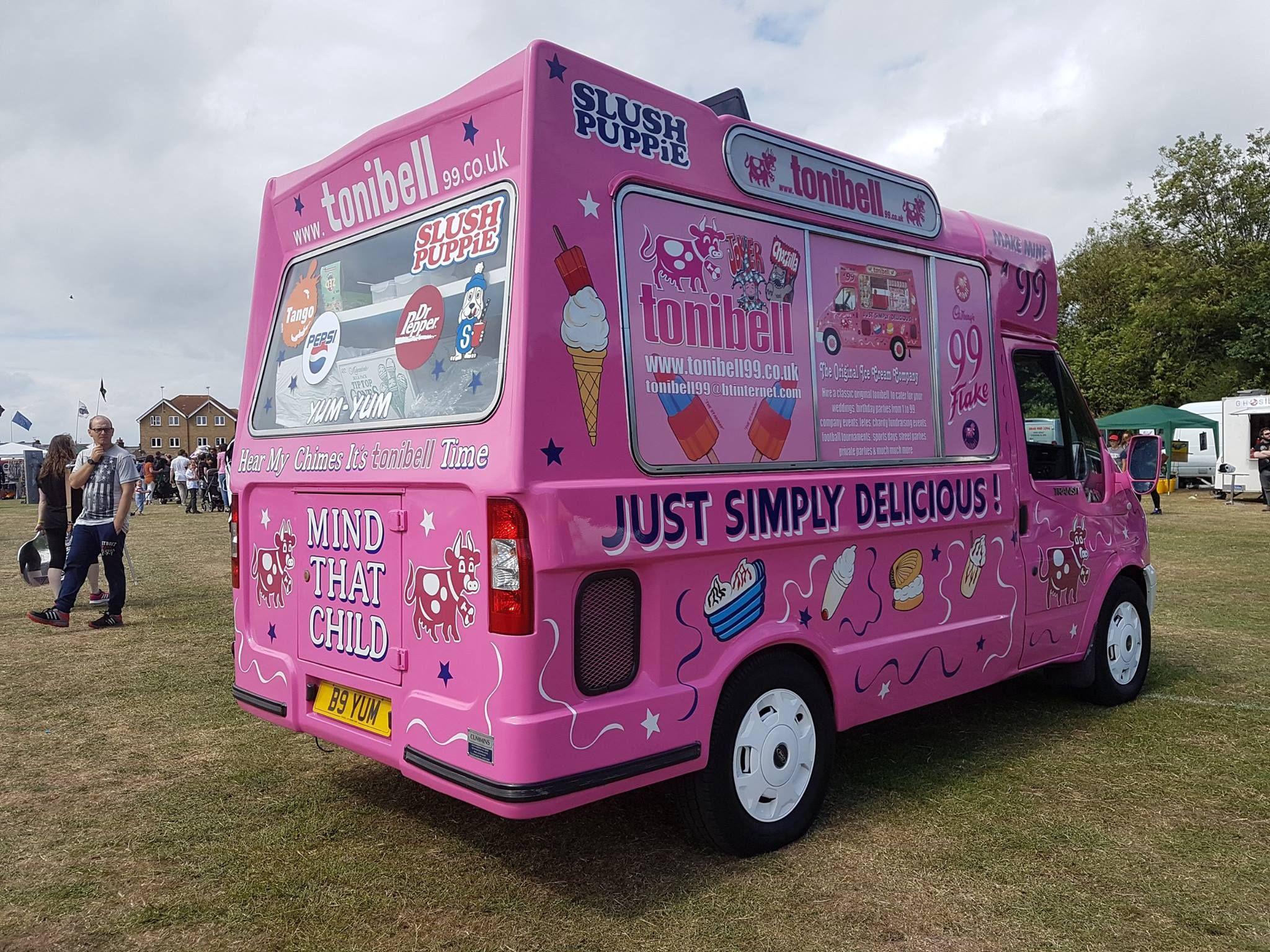 a26af2554f ice cream van hire vintage retro unique