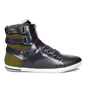 Spartacus Sneakers Men's Navy