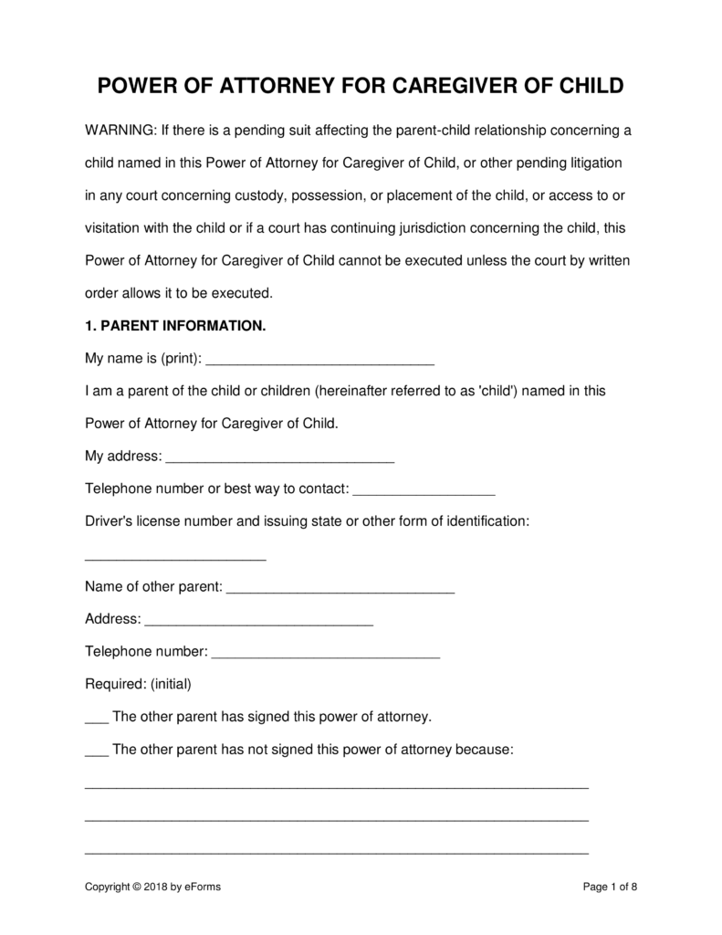 It is a graphic of Free Printable Guardianship Forms Texas with paperwork