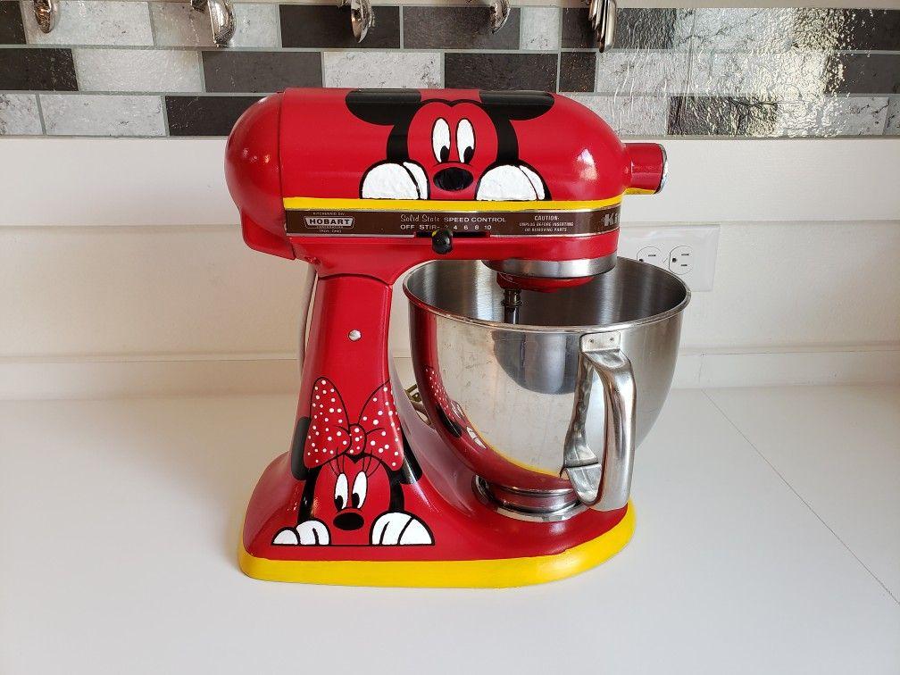 mixer madness minnie mickey  kitchen aid kitchen aid mixer simplest form