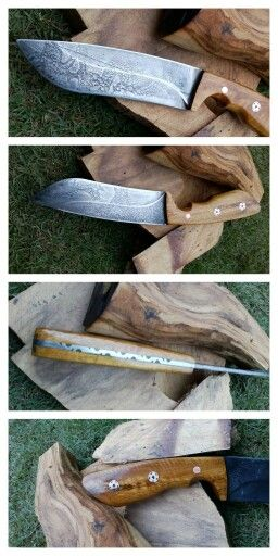 HCS1060, 4.5mm thickness... visit my facebook page  5zone kustom knives