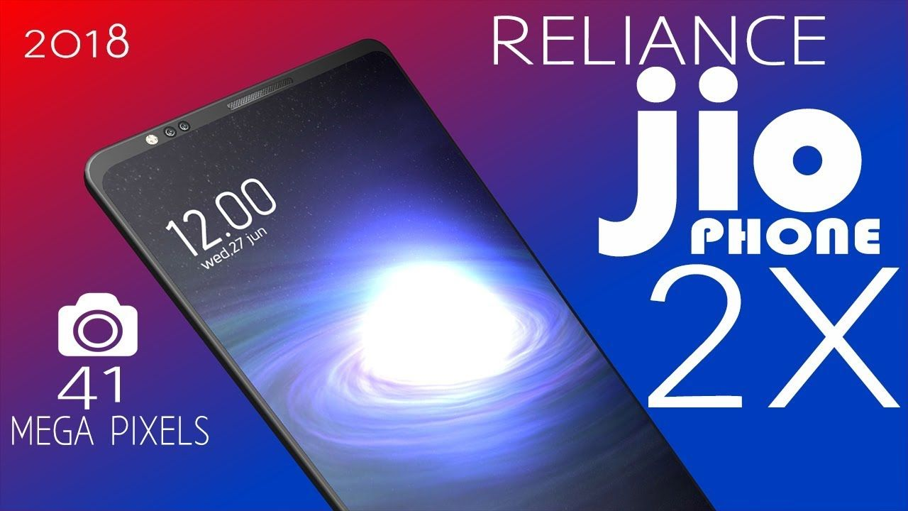 JIO Phone 2x 2018 Trailer Concept Introduction. Phone