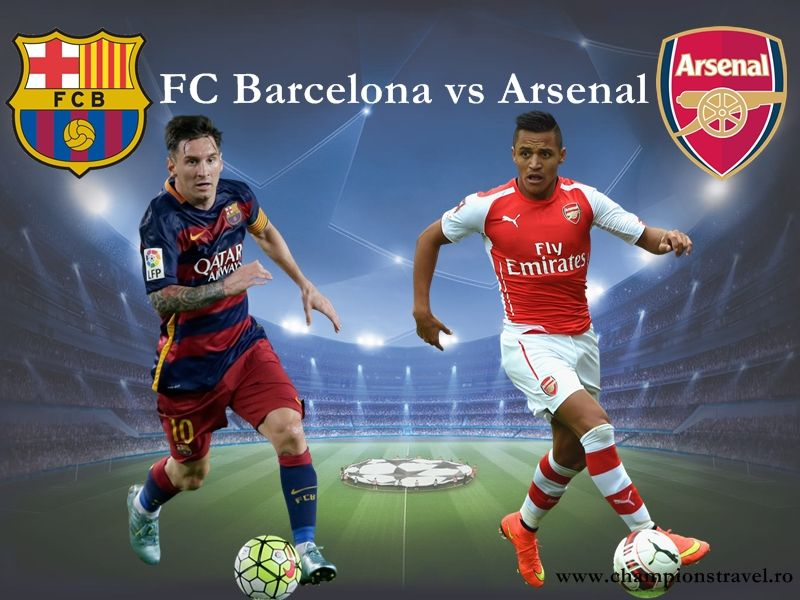 Welcome to TundeSports's Blog.: PREVIEW:Barcelona v Arsenal