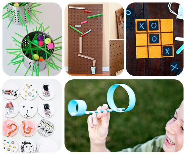 38 Juegos Infantiles Caseros Juegos De Mesa Pinterest Ideas Para
