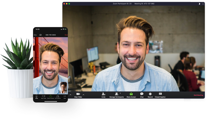 Zoom Meetings Zoom In 2020 Video Conferencing Web Conferencing App