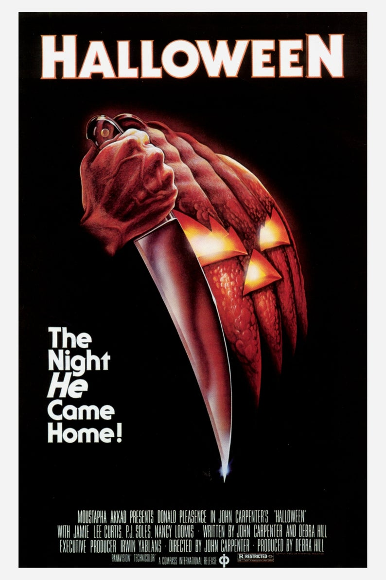 Authentic Autographed 1978 Halloween Movie The Original