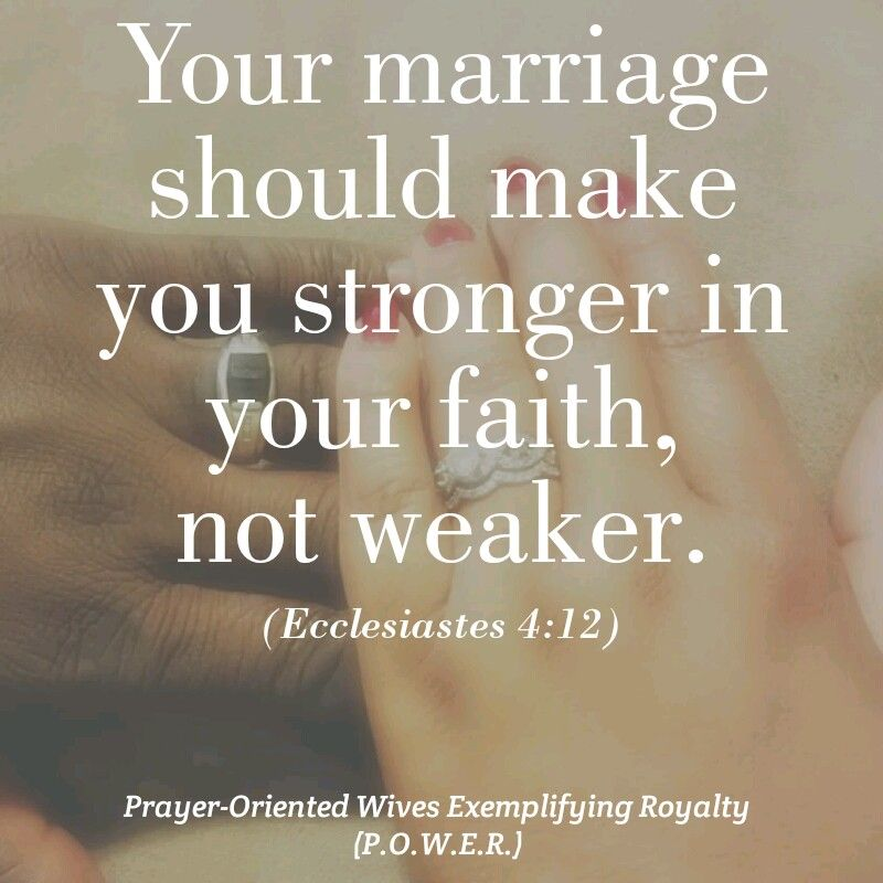 Prayer Oriented Wives, Godly Marriage Quote