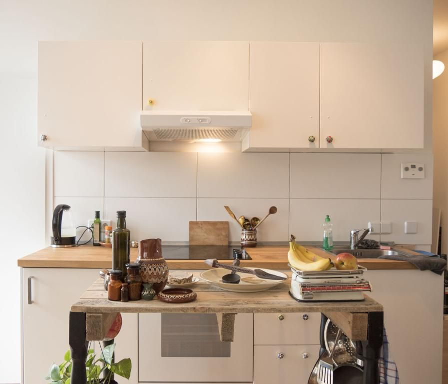 Einrichtungsidee für eine schöne Küche zum Wohlfühlen Kücheninsel - gebrauchte küchen bochum