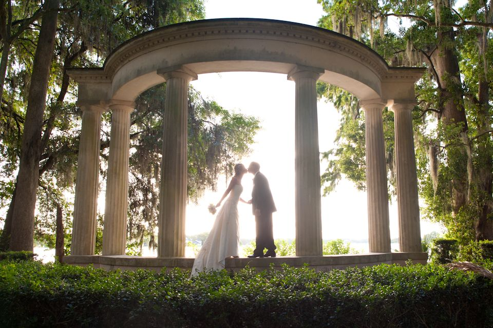 A Beautiful Wedding At Kraft Azalea Gardens In Winter Park FL Orlandowedding Kraftazalea