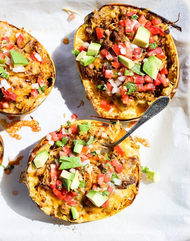 27 Keto Ground Beef Recipes for When You're Sick of Chicken #groundbeeftacos