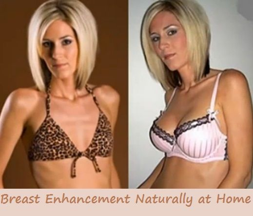 Natural Female Enhancement Home Remedies