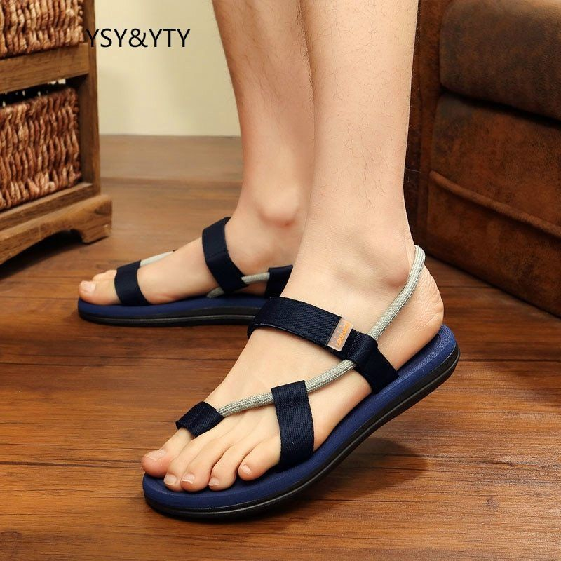 74017475bf5ce 2017 new Summer Wooden flip flops summer sandals feet anti-skid flat sandals  beach shoes couple slippers now available on Affordable Bestsellers website.