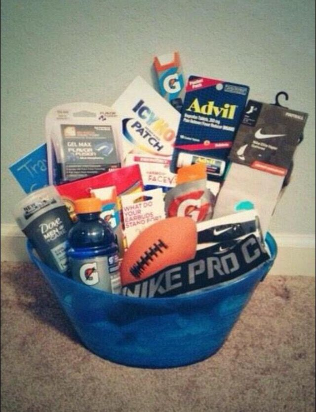 Graduation Gift For Boyfriend College Gifts Football Creative
