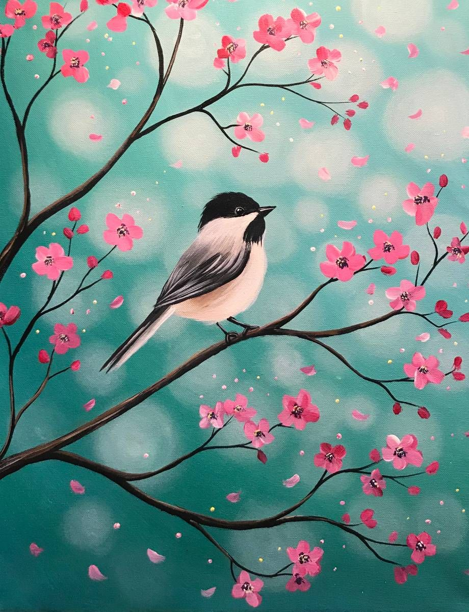 On March 21 At Virtual Maryland Event Stream From Home Painting Paint Nite Canvas Painting