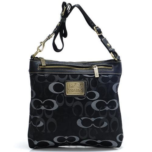 ... coupon for coach legacy swingpack in signature large black crossbody  bags avl outlet online 77b13 1106f 96f2ff22676ff
