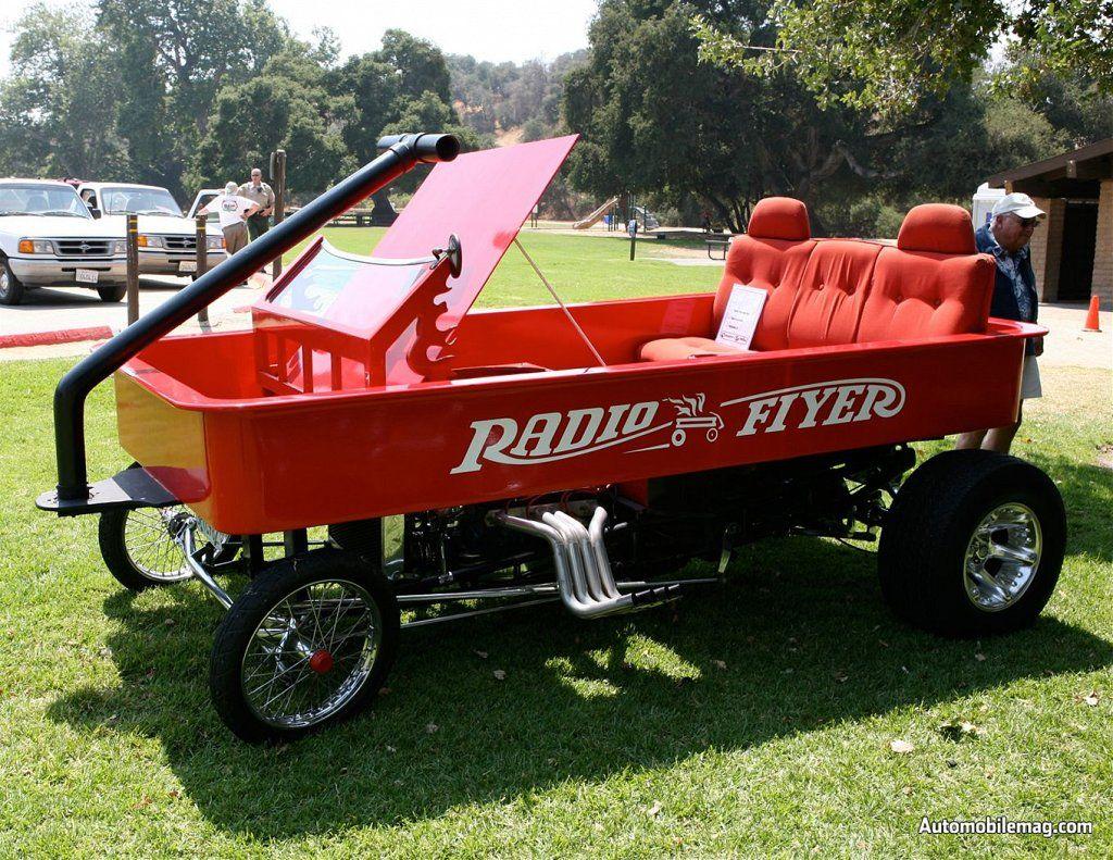Radio Flyer Hot Rods Life Size Radio flyer wagons