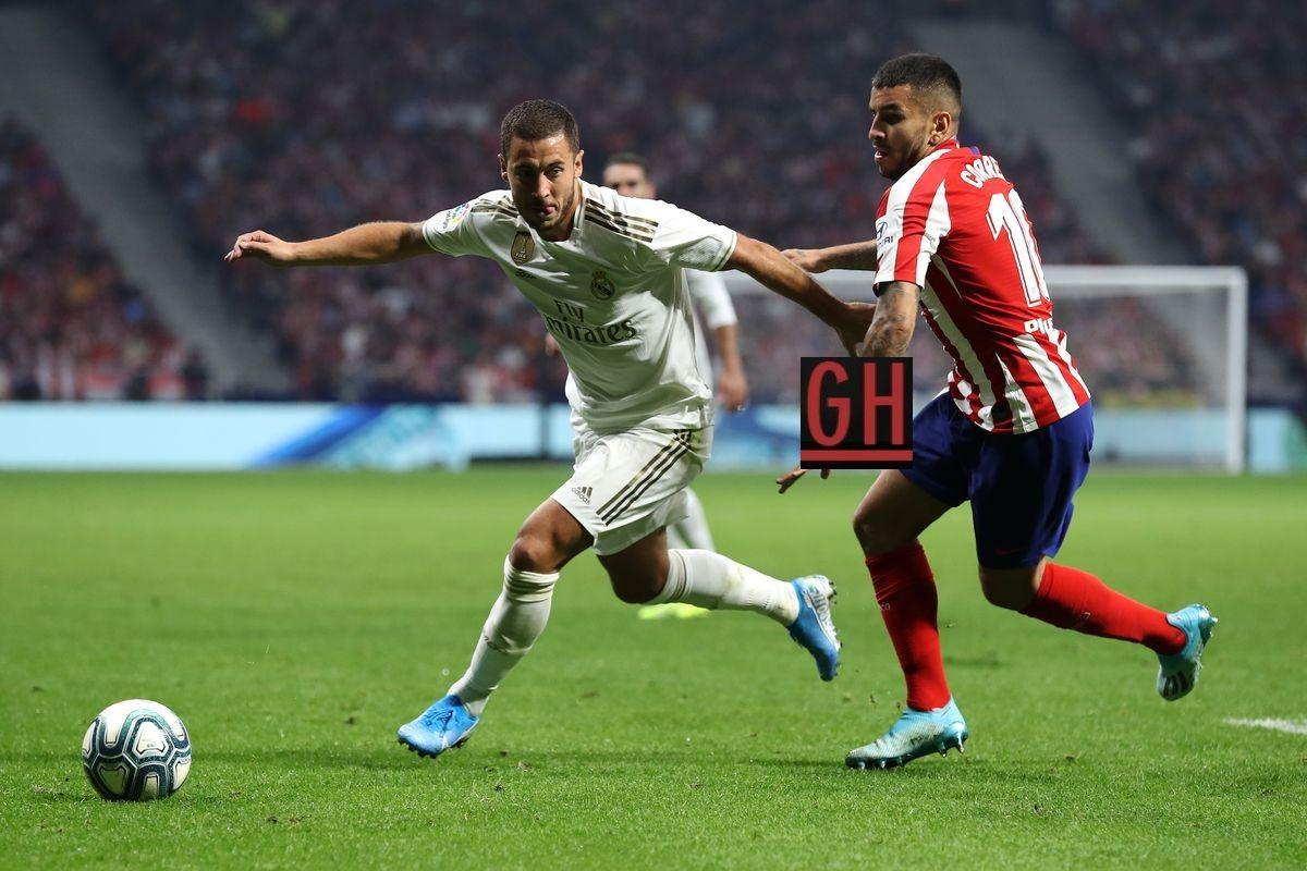 Atletico Madrid 0 0 Real Madrid Real Madrid Soccer Skills