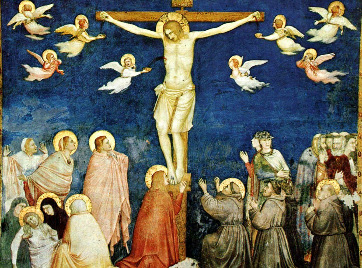 Giotto di Bondone(ITA)     ジョット・ディ・ボンドーネ(伊)