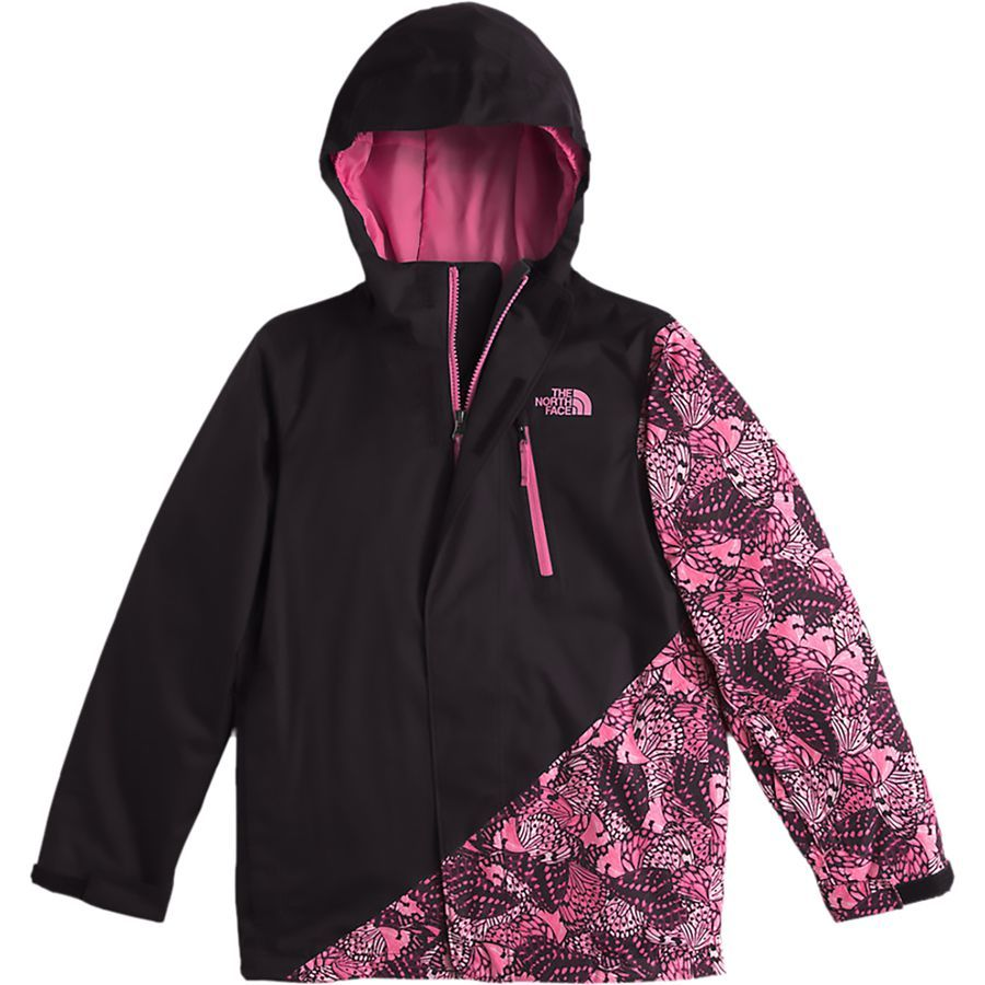 868f94752 The North Face - Abbey Triclimate Jacket - Girls' - Tnf Black | The ...