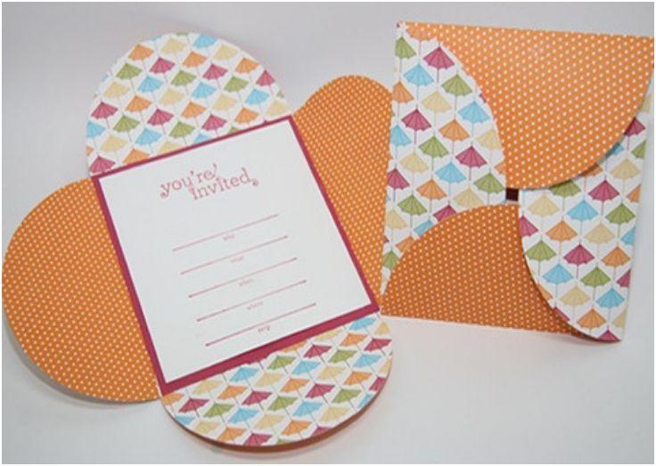 EASY DIY PETAL WEDDING INVITATION CARDS finditforweddings – Ideas for Invitation Cards