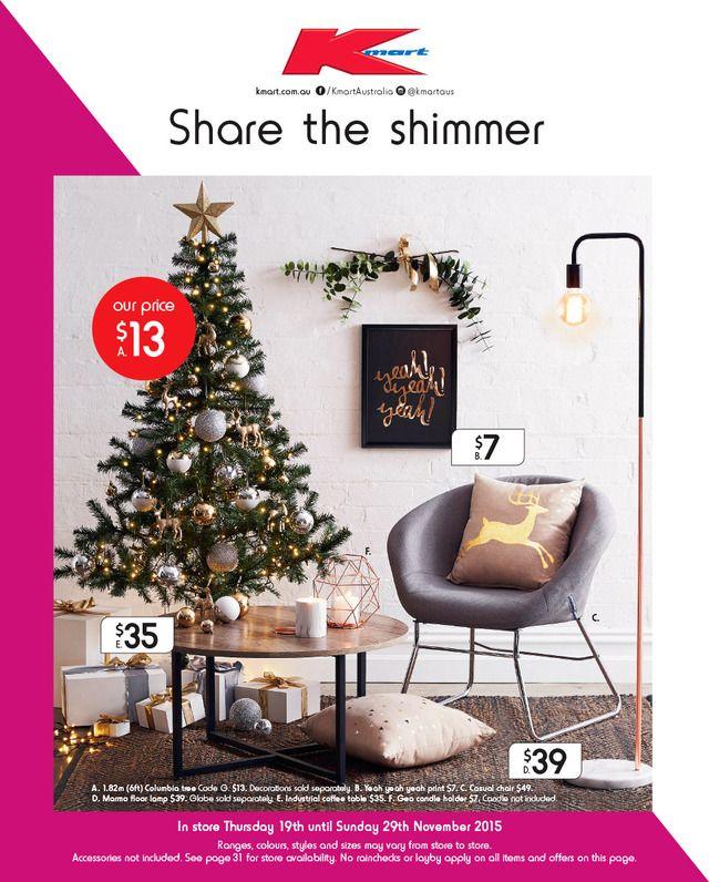 Kmart Catalogue 13 24 December 2018 Christmas Rolls Holiday Decor