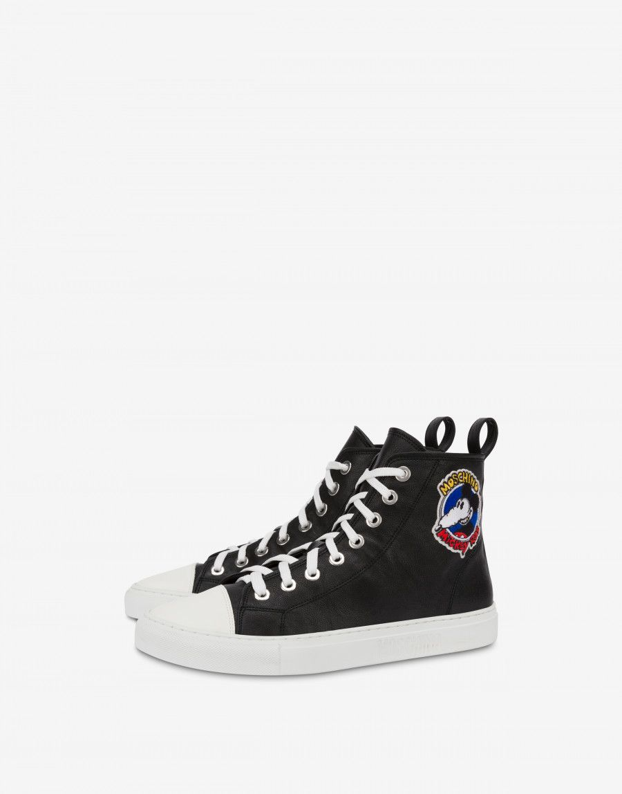 moschino converse shoes off 50% - www